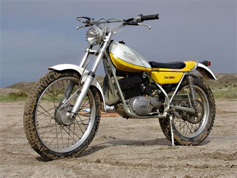 561 Best Trial Vintage Images On Pinterest Bicycle Dirt