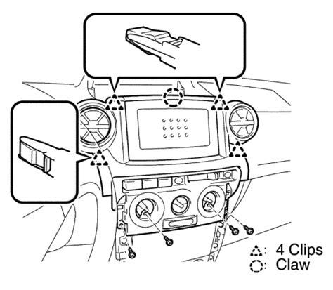 manual repair autos 2005 scion xb instrument cluster service manual 2005 scion xa instrument cluster removal service manual how to remove