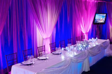 fabric decor ceremony fabric decor the aries company
