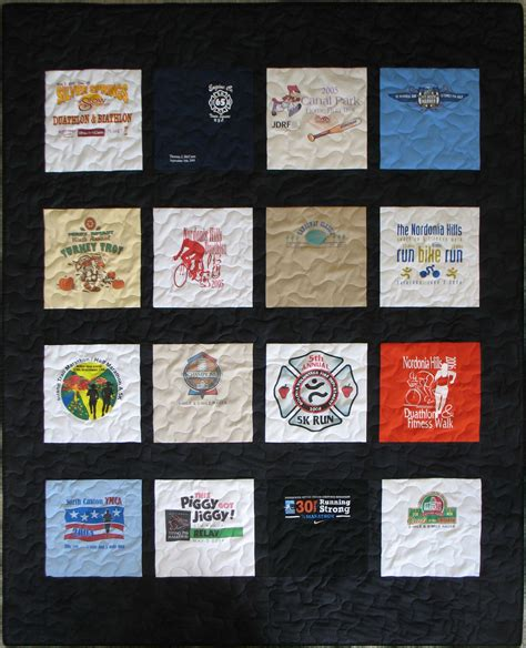 Race Shirt Quilt by Quilt Gallery Quilts Made From T Shirts Images Of Quilts
