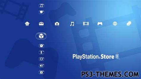 ps3 themes in store ps3 themes 187 playstation store dynamic