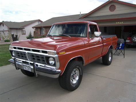ford truck this 1976 ford f 100 is a tailgater s ford trucks com