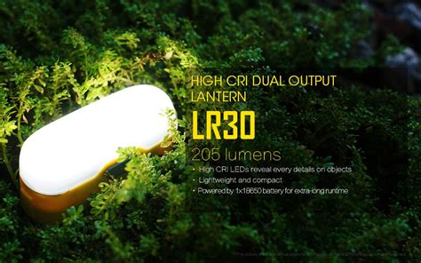 Nitecore La10 Cri Senter Lantera Mini 360 Derajat 85 Lu Limited nitecore lu gantung led lr30 205 lumens yellow