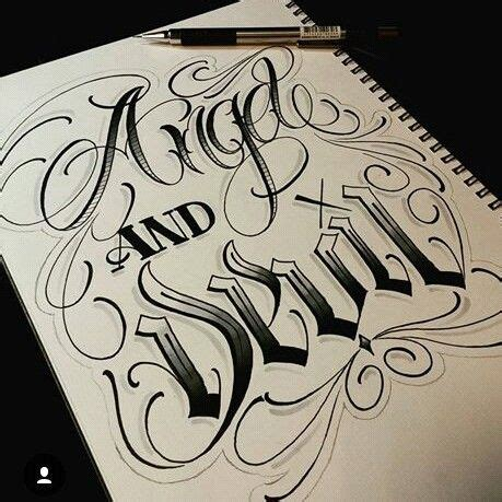 tattoo font mexican chicano lettering lettering pinterest chicano devil