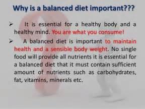 Balanced Food For Healthy Essay by Presentation On Balanced Diet