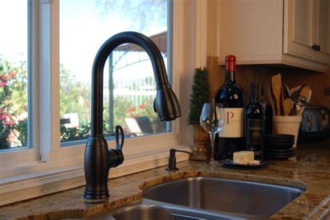 stainless steel kitchen sink with bronze faucet bronze faucet with steel sink kitchen