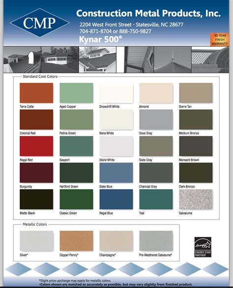 cmp color series 1500 1500 curved construction metal products