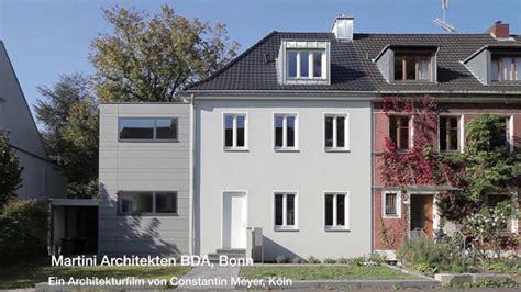 möblierte wohnungen bonn sanierung und erweiterung eines einfamilienhauses in k 246 ln