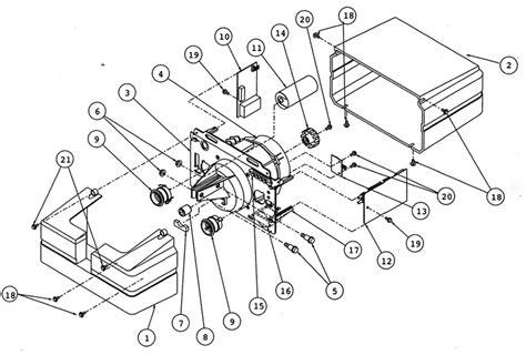 genie parts ac screwdrive models