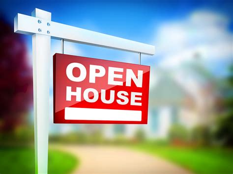 open house real estate signs top 20 real estate open house ideas to sell house fast