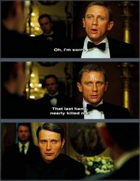 Casino Movie Memes - 1000 images about best bond moments on pinterest casino