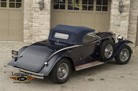 1931 rolls royce phantom ii henley complete ground up restoration fully documented