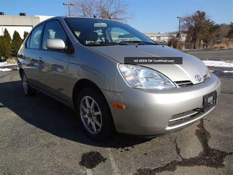 2001 Toyota Prius Battery 2001 Toyota Prius Replaced Battery Wow Best Deal Out