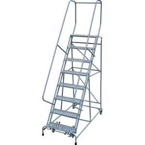 Rolling Stairs by Rolling Platform Ladder Images