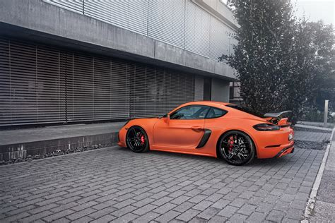 Tech Art Porsche by Techart S Carbon Sport Package Will Make Your Porsche 718