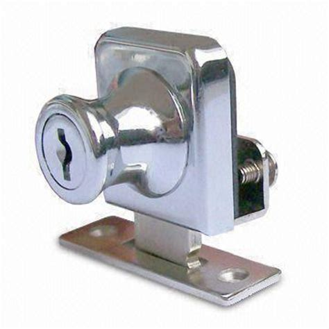glass cabinet door lock china showcase door lock sliding glass door lock