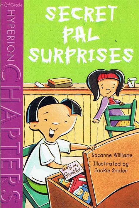 secret surprises secret pal surprises suzanne williams