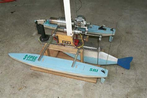 old fishing boat engine let s build a model stirling engine boat