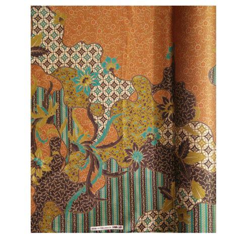 Kemeja Batik Prada Khas Pekalongan 100 gambar jenis kain batik semi dengan jenis kain