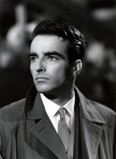 biography of famous film stars gay influence montgomery clift actor