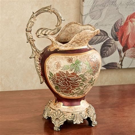 blooming vase elysian blooming decorative pitcher vase