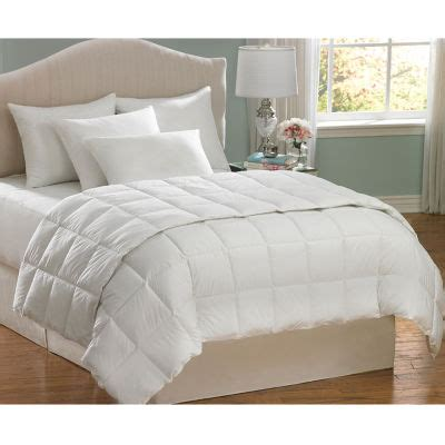 allergy down comforter aller ease allergy bedding down alternative comforter