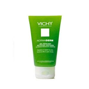 Vichy Normaderm Detox How To Use by Vichy Normaderm Daily Exfoliating Cleansing Gel Reviews