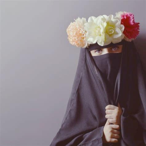 Flower Muslim muslimah photos and photos islamicartdb