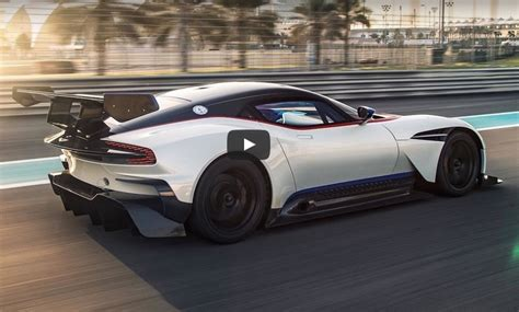 Top Gear Aston Martin New Top Gear Trailer Confirms Aston Martin Vulcan Test