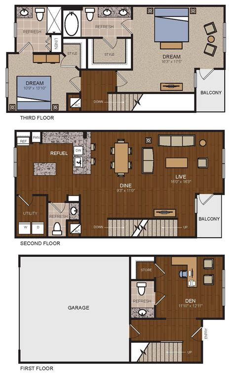 100 richardson homes floor plans 9 best frank lloyd