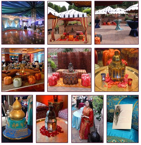 sweet 16 decoration ideas home arabian nights sweet 16 party the imperia somerset nj