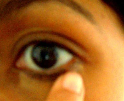Grey Smokey Eyes Young Indian Moms