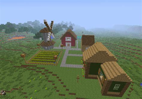 farm house minecraft minecraft farm by i am crazyp on deviantart