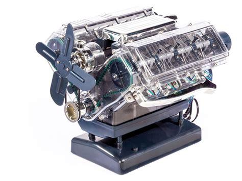 Diesel Motorrad Selber Bauen by V8 Motor Bausatz Modelspace