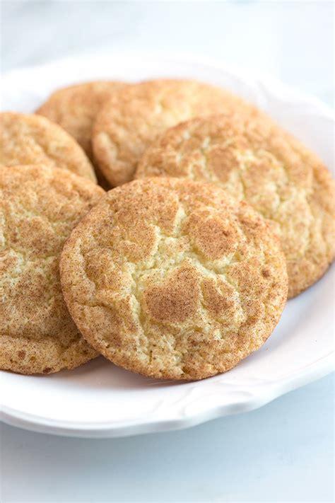 doodle recipe snickerdoodle cookie recipe dishmaps