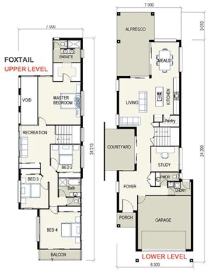 Dual Occupancy House Plans Dual Occupancy House Plans Search Townhouses House Narrow House And