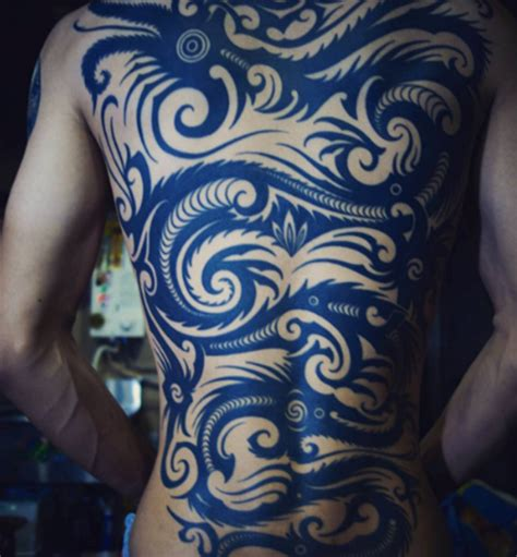 90 tribal tattoos to express your individuality among the