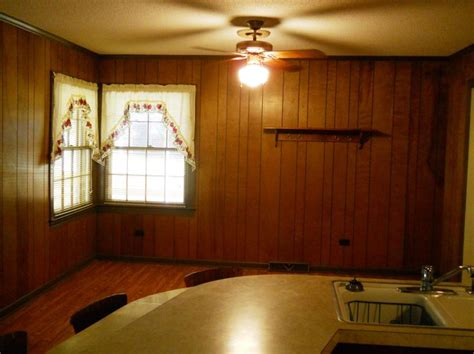 Updating Wood Paneling | updating wood paneling paint dream home pinterest