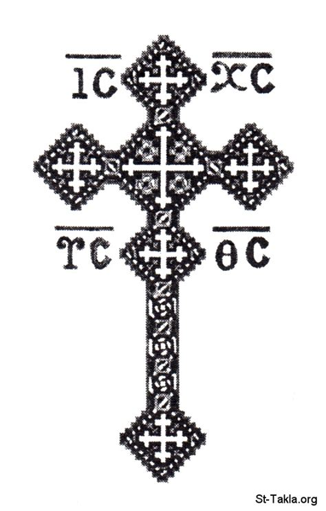 coptic cross picture images