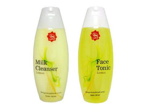 Toner Viva Lemon Usir Jerawat Dan Cerahkan Wajah Menggunakan 7 Rekomendasi
