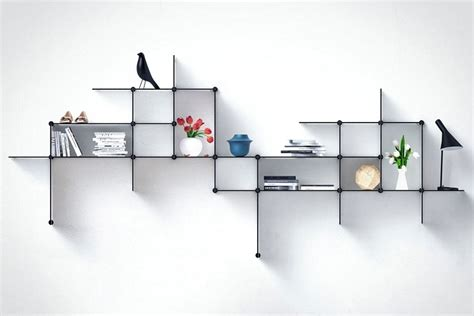 The On The Shelf by Up The Wall Shelf System