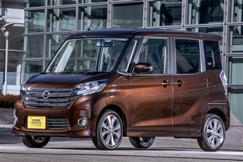 nissan japan nissan launches all new dayz roox in japan autoevolution