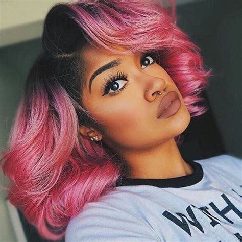ombre hair color fro african american women 7 best ombre hair for african americans images on