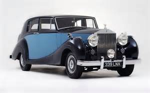 50s Rolls Royce 1950 Rolls Royce Silver Wraith Of George Formby Static