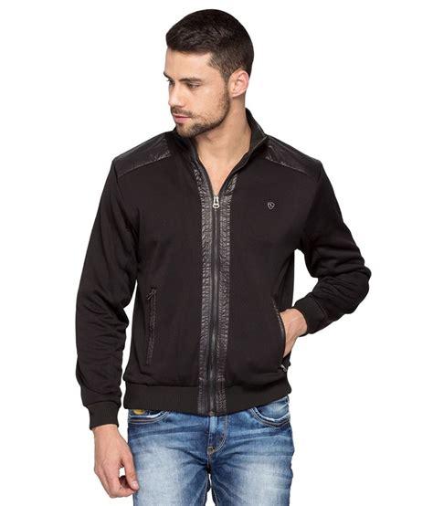 spykar black jacket buy spykar black jacket at