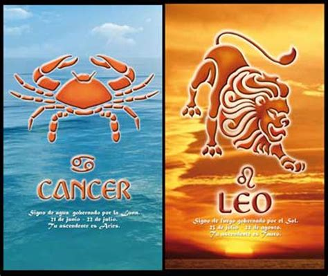 cancer and leo compatibility love match and relationship