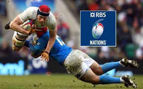 Calendario 6 Nazioni Di Rugby Biglietti Spettacolo Rbs 6 Nazioni 2016 Rugby A Roma