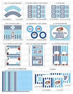Softball Dfd Baby printable diy green and blue all sports by papercutspartyshop 12 00 bday inspiration
