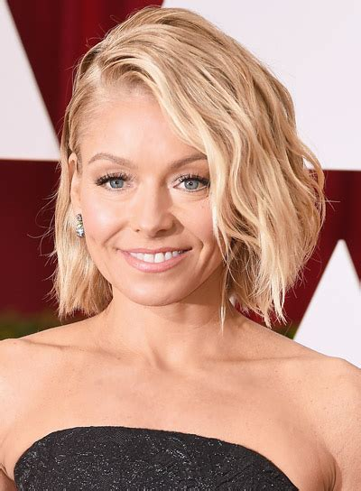 kelly ripa hair color formula reviews image gallery kelly ripa hair