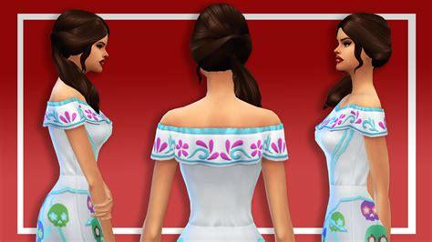 my sims 3 blog frill my sims 4 blog la diosa hair by simplifiedsimi